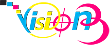 Vision3 Logo